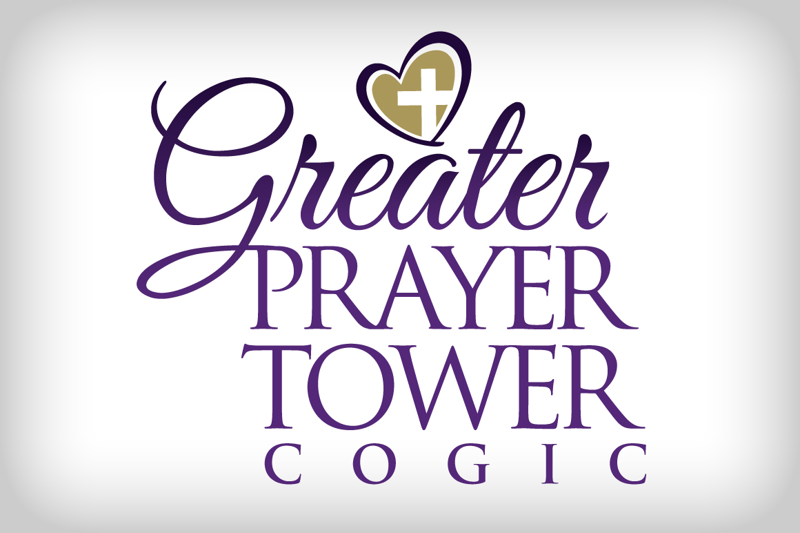 Greater Prayer Tower COGIC logo header